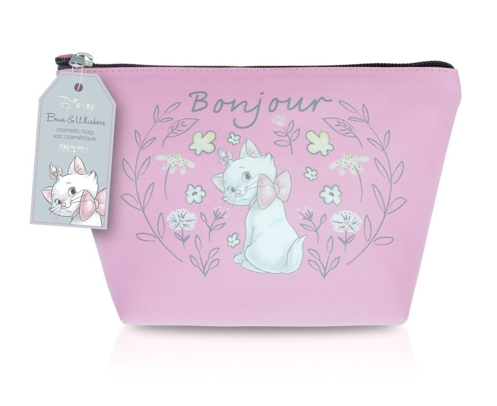 Disney Aristocats Marie Cosmetic Bag
