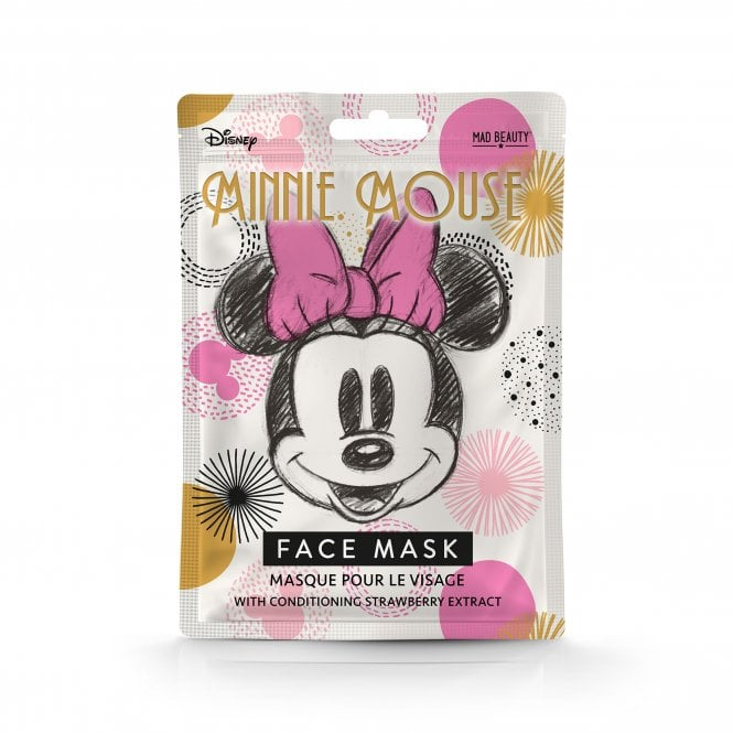 Disney Minnie Mouse Magic Face Mask