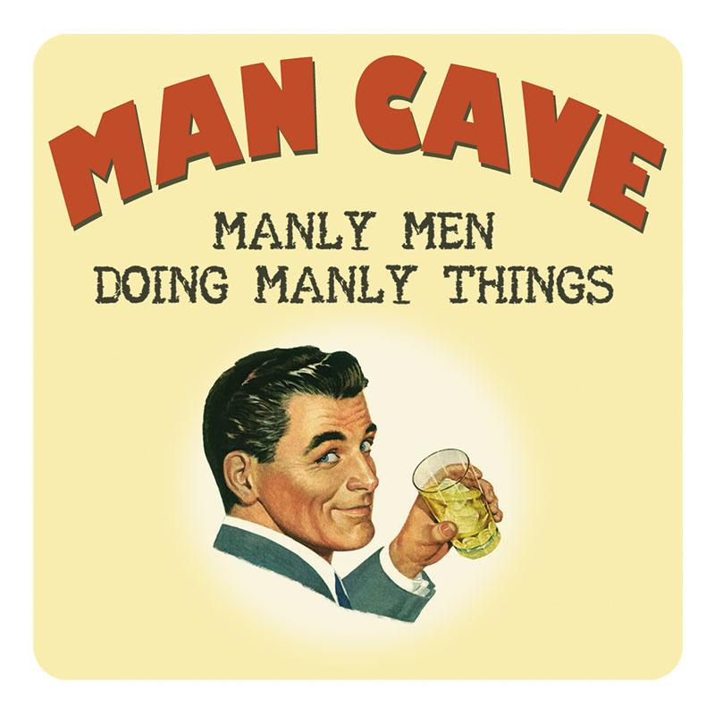 Coaster Man Cave NBC