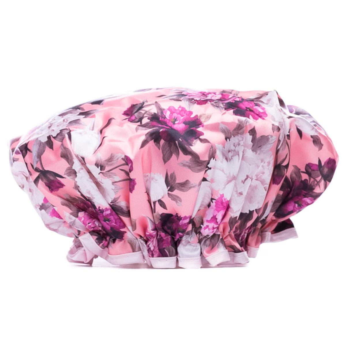 Vintage Floral Shower Cap