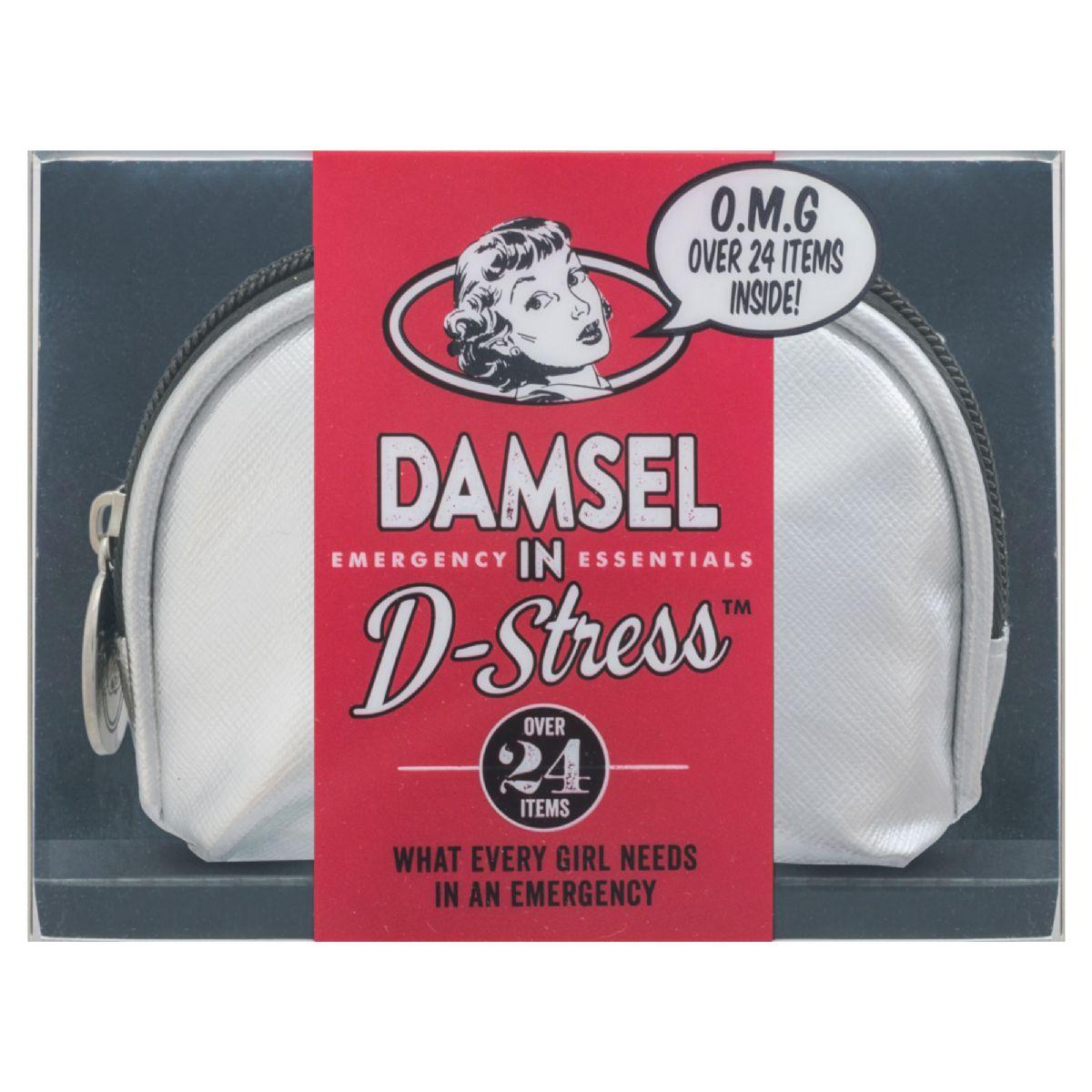 Damsel in D-Stress Everyday Kit Silver