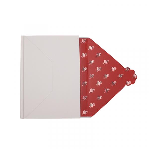 Harry Potter A5 Hardback Notebook Letters