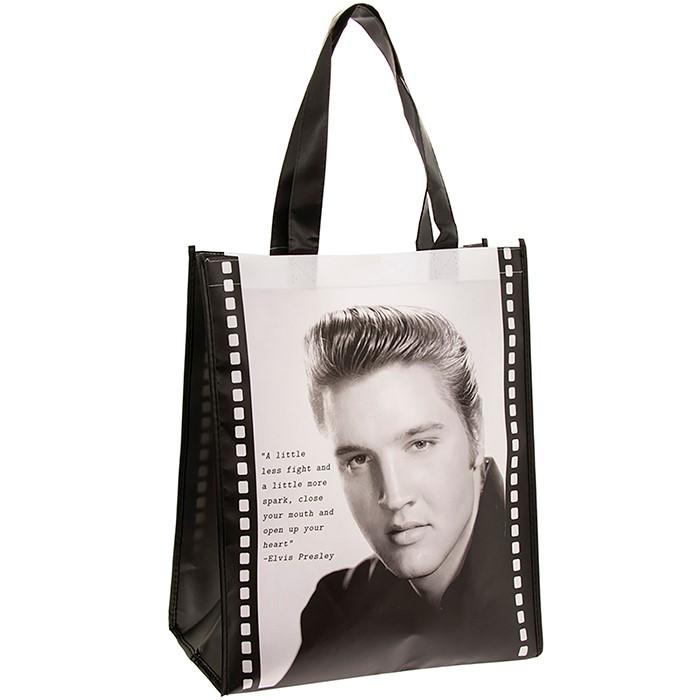 Elvis Presley Shopper Bag