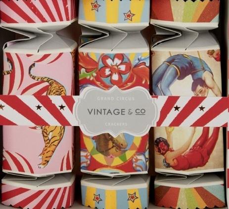 Vintage & Co Grand Circus Hand Cream Cracker
