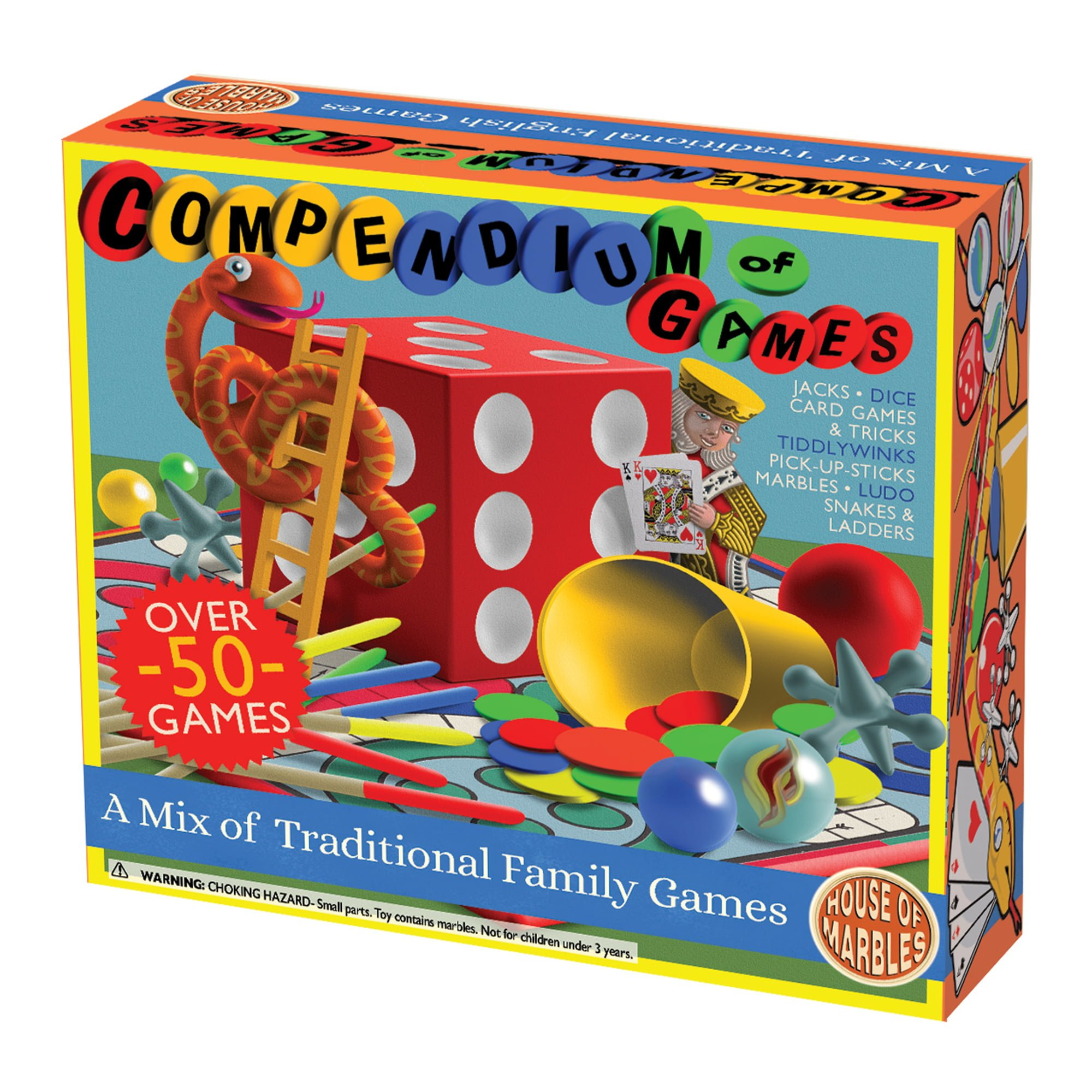 Compendium of Traditional Games