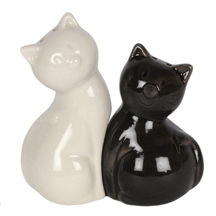 Cat Salt & Pepper Set