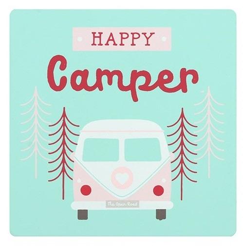 Camper & Caravan Retro Coasters