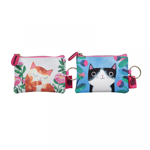 Planet Cat Coin Purse