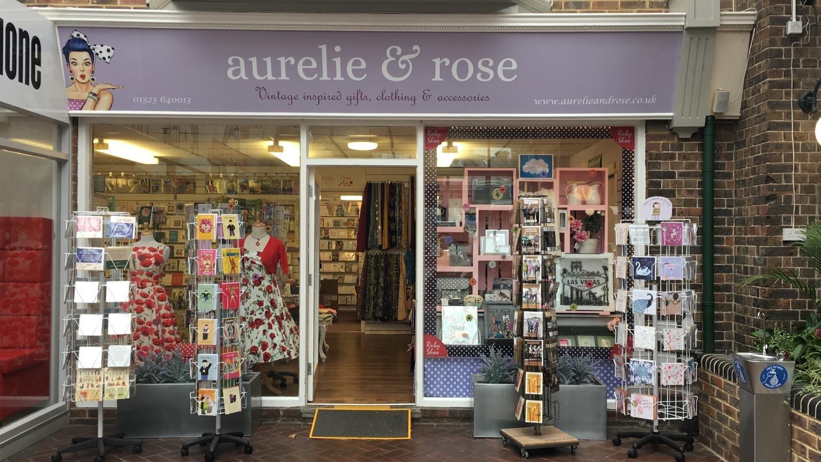 Aurelie & Rose