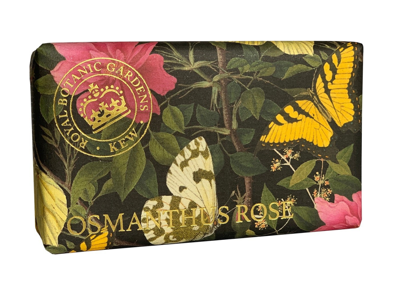 Kew Gardens Osmanthus Rose Soap