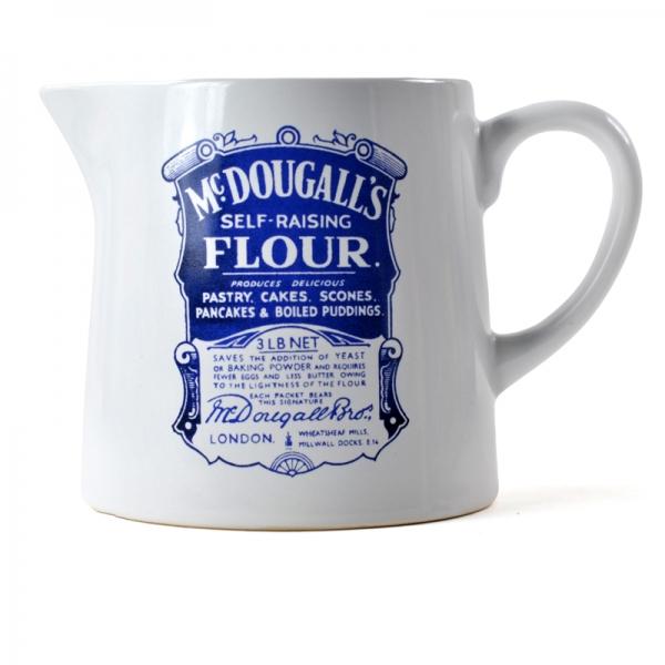 McDougalls Flour Large Jug