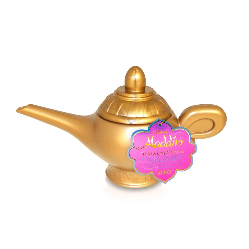 Disney Aladdin's Lamp Bubble Bath