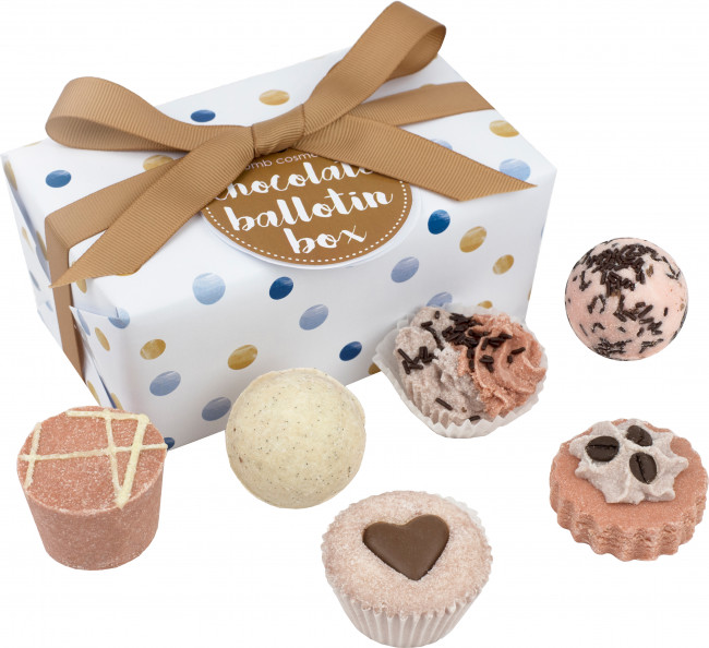 Bomb Gift Set Chocolate Ballotin