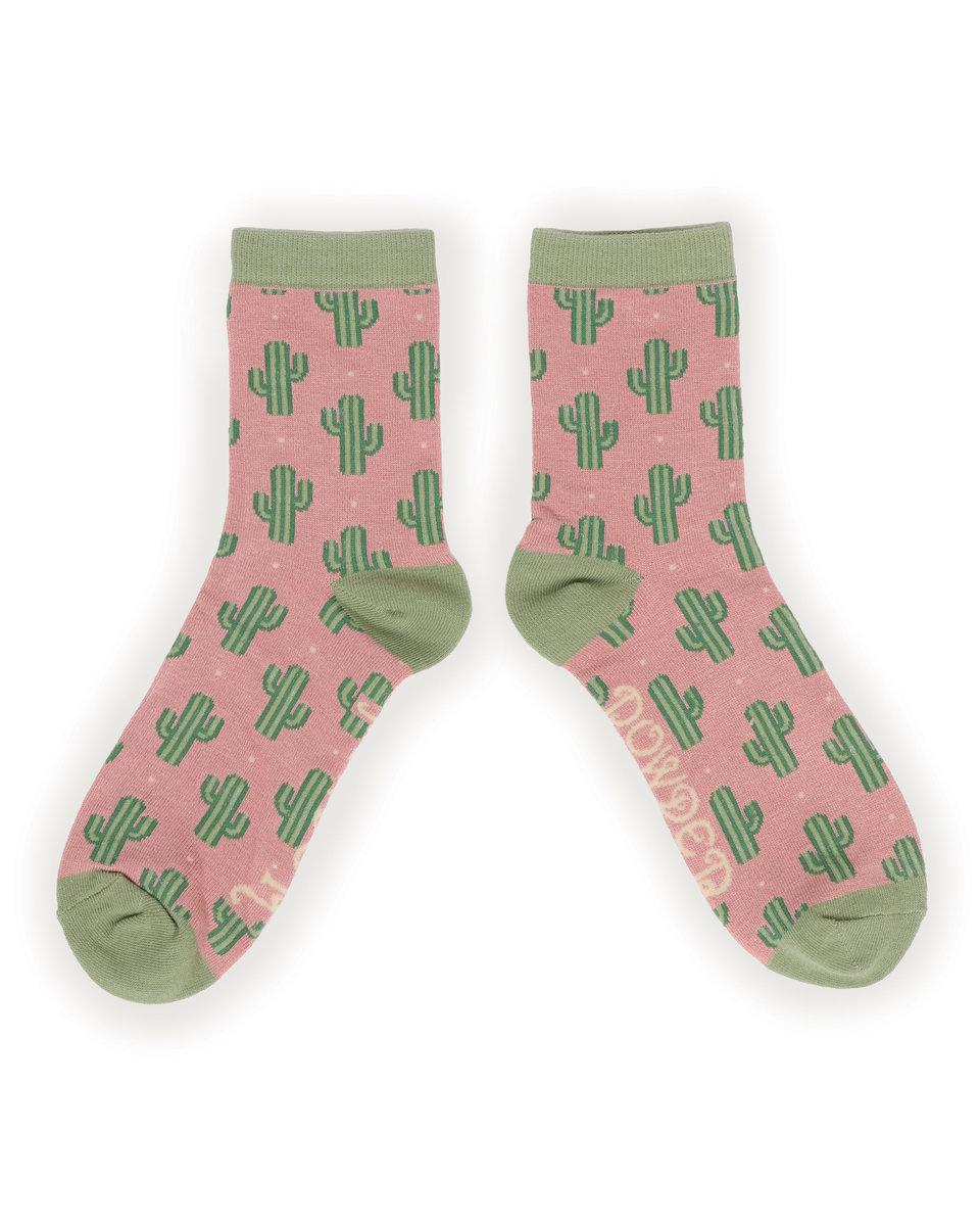 Powder Ankle Socks Cactus