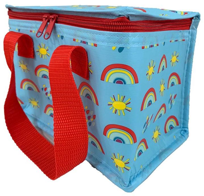 Lunch Bag Rainbows