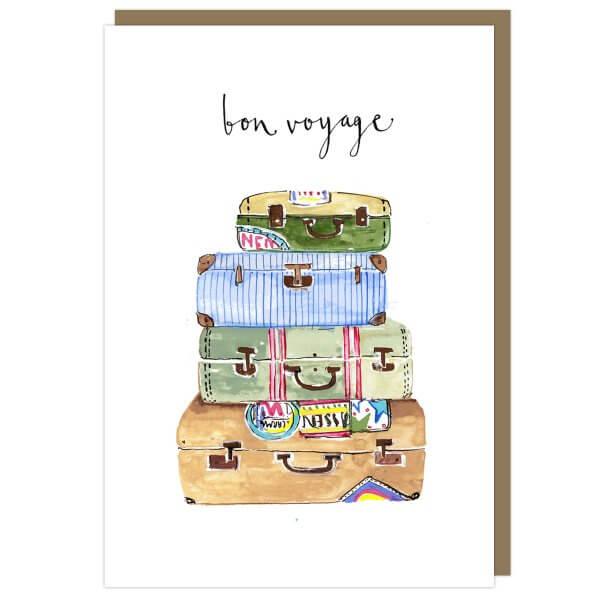 Bon Voyage Cases Card