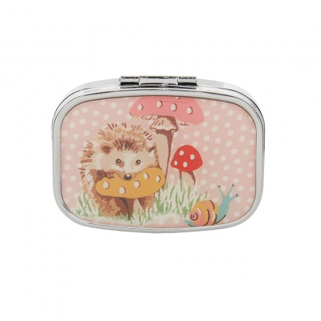 Cath Kidston Gardeners Club Compact Mirror Lip Balm