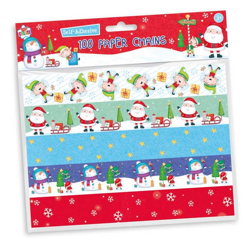 Christmas Paper Chain Kit