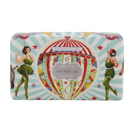 Vintage & Co Grand Circus Soap Bar