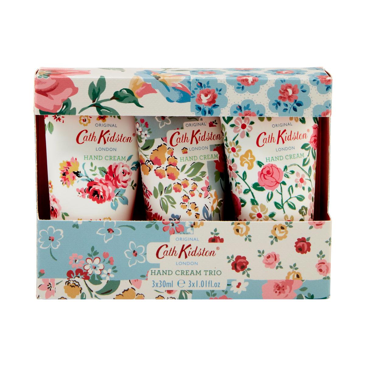 Cath Kidston Cottage Patchwork Hand Cream Trio