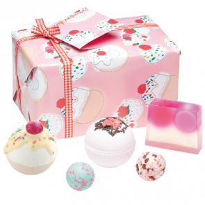 Bomb Gift Set Cherry Bathe-Well