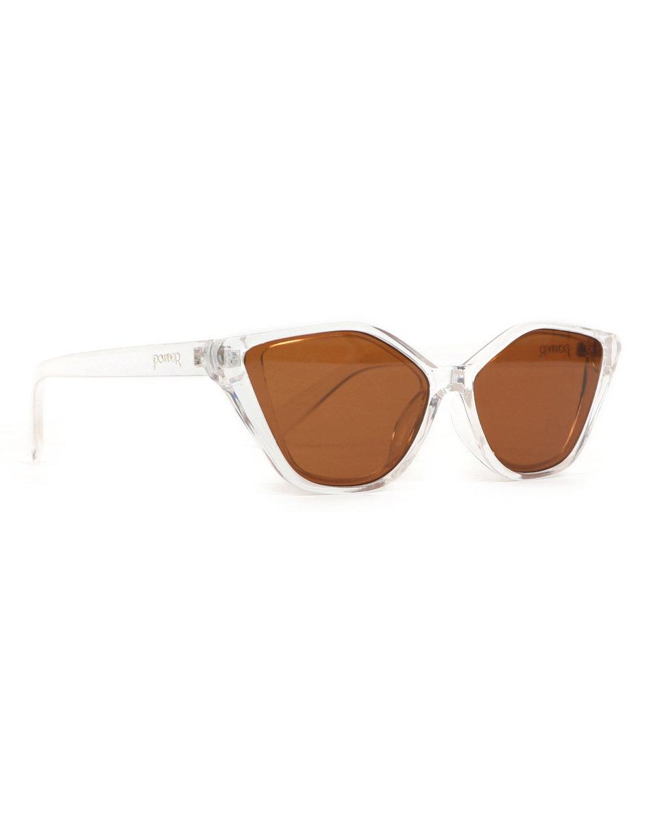 Powder Sunglasses Valentina Clear