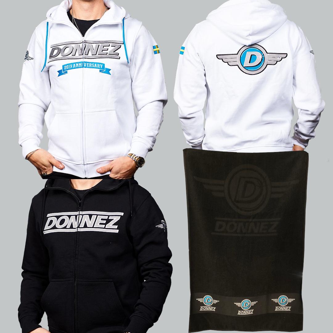 Valfri hoodie + Badhandduk