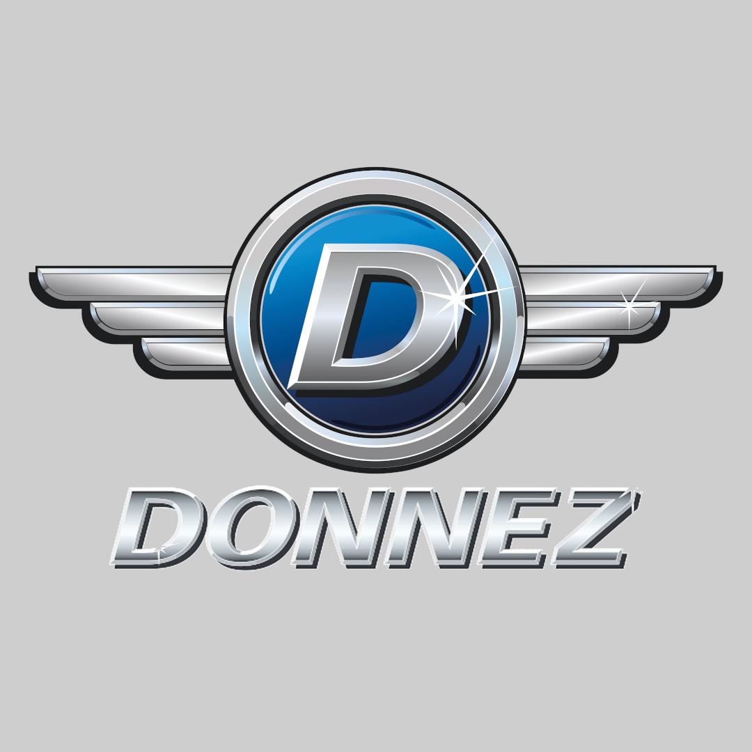 Donnez-klistermärke, Loggan