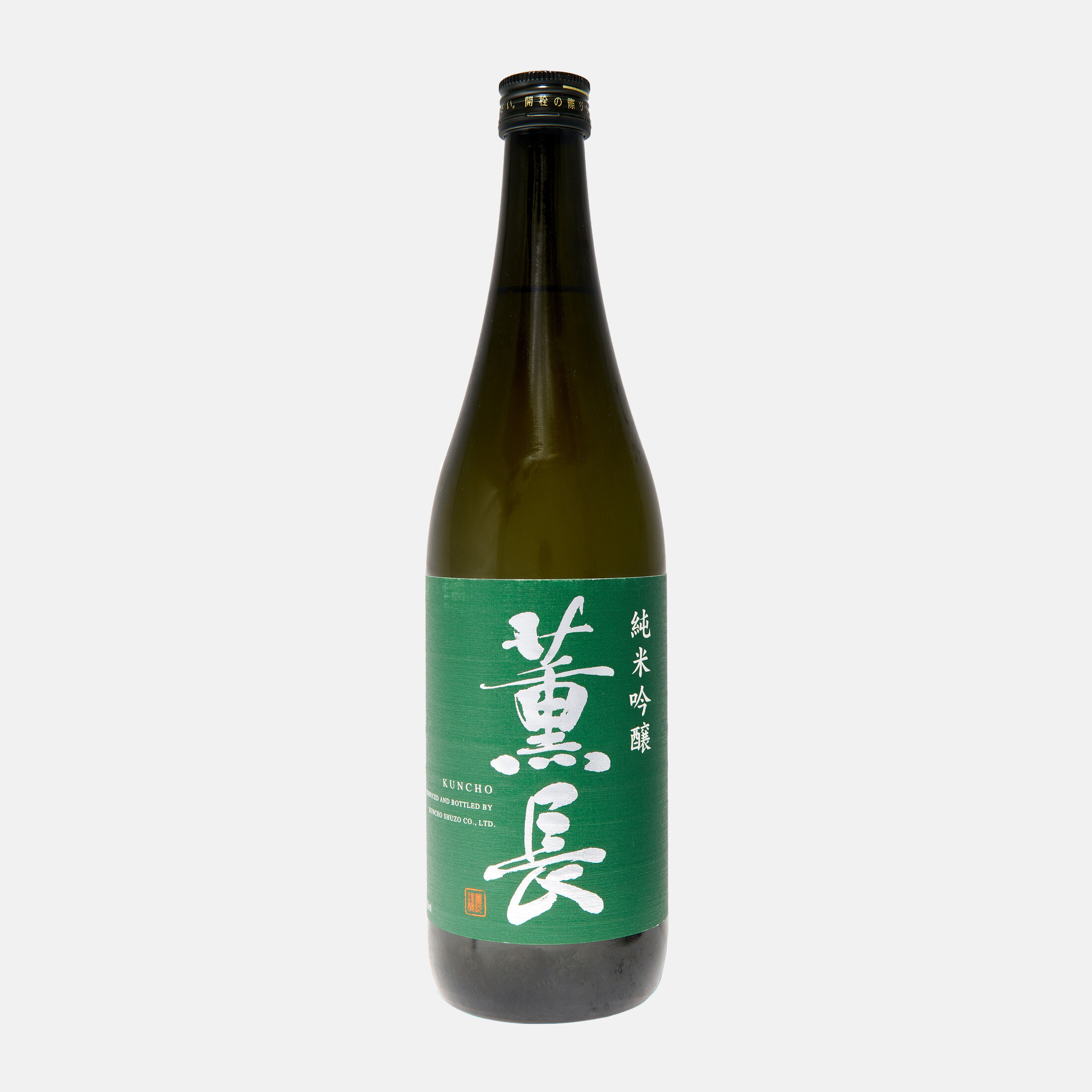 Kuncho Junmai Ginjo Green Label [720ml]