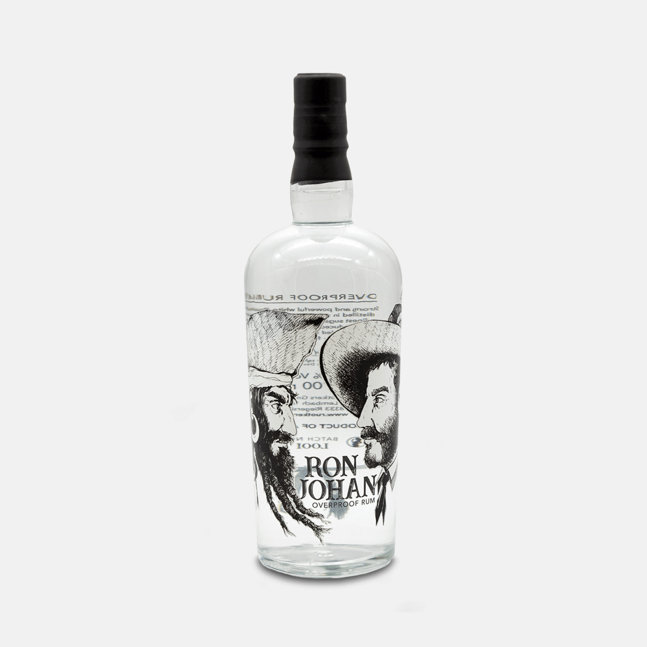 Ron Johan Overproofed [700ml]