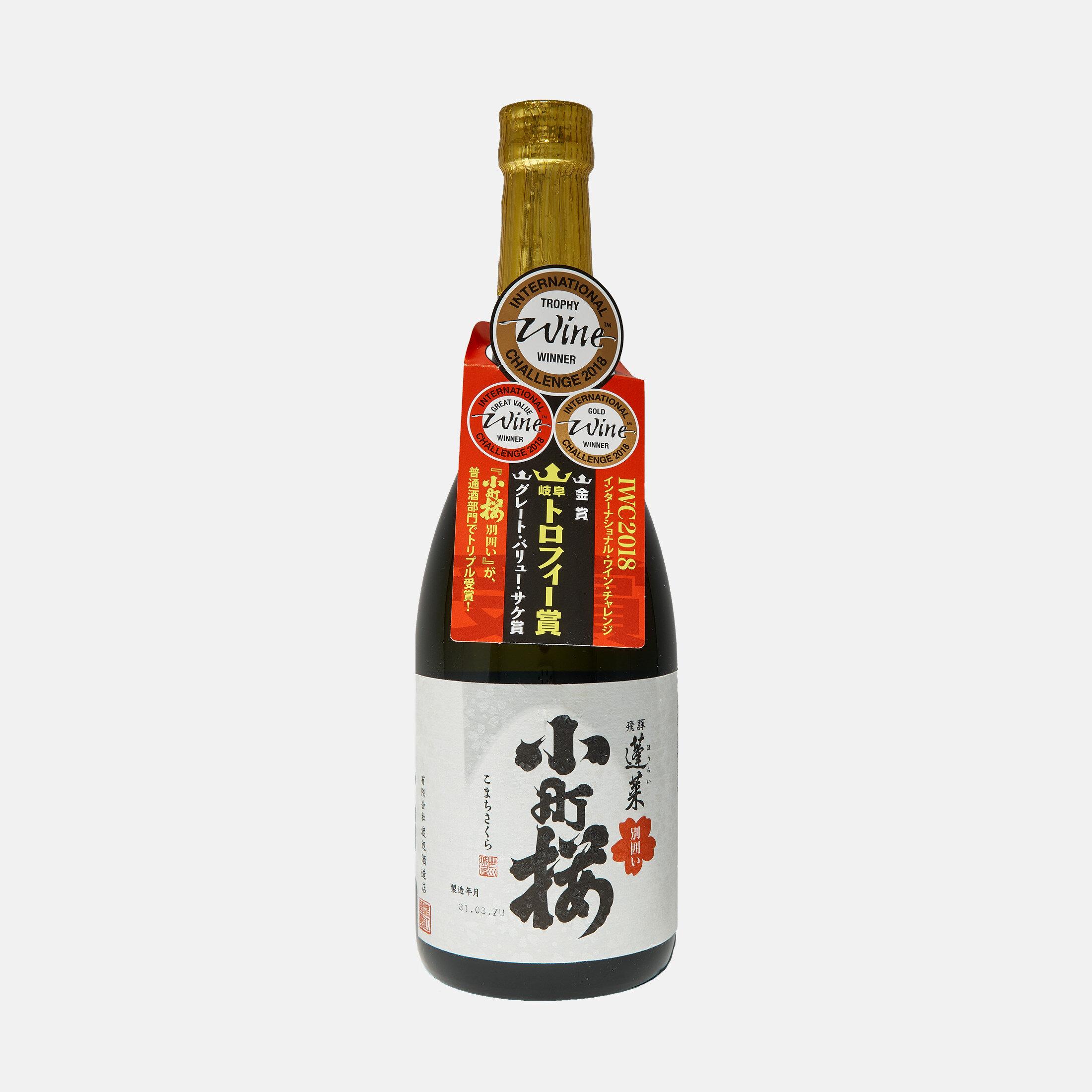 Hourai Betsukakoi Futsushu [720ml]