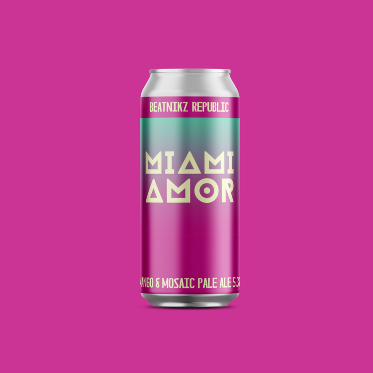 Miami Amor (Mango & Mosaic Pale Ale) [440ml]