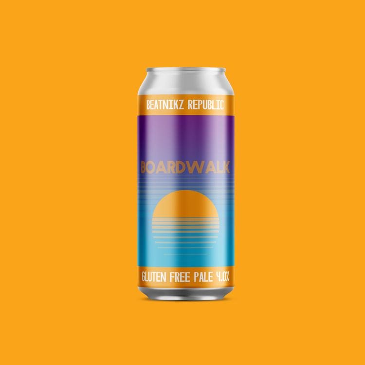 Boardwalk Pale Ale [440ml]