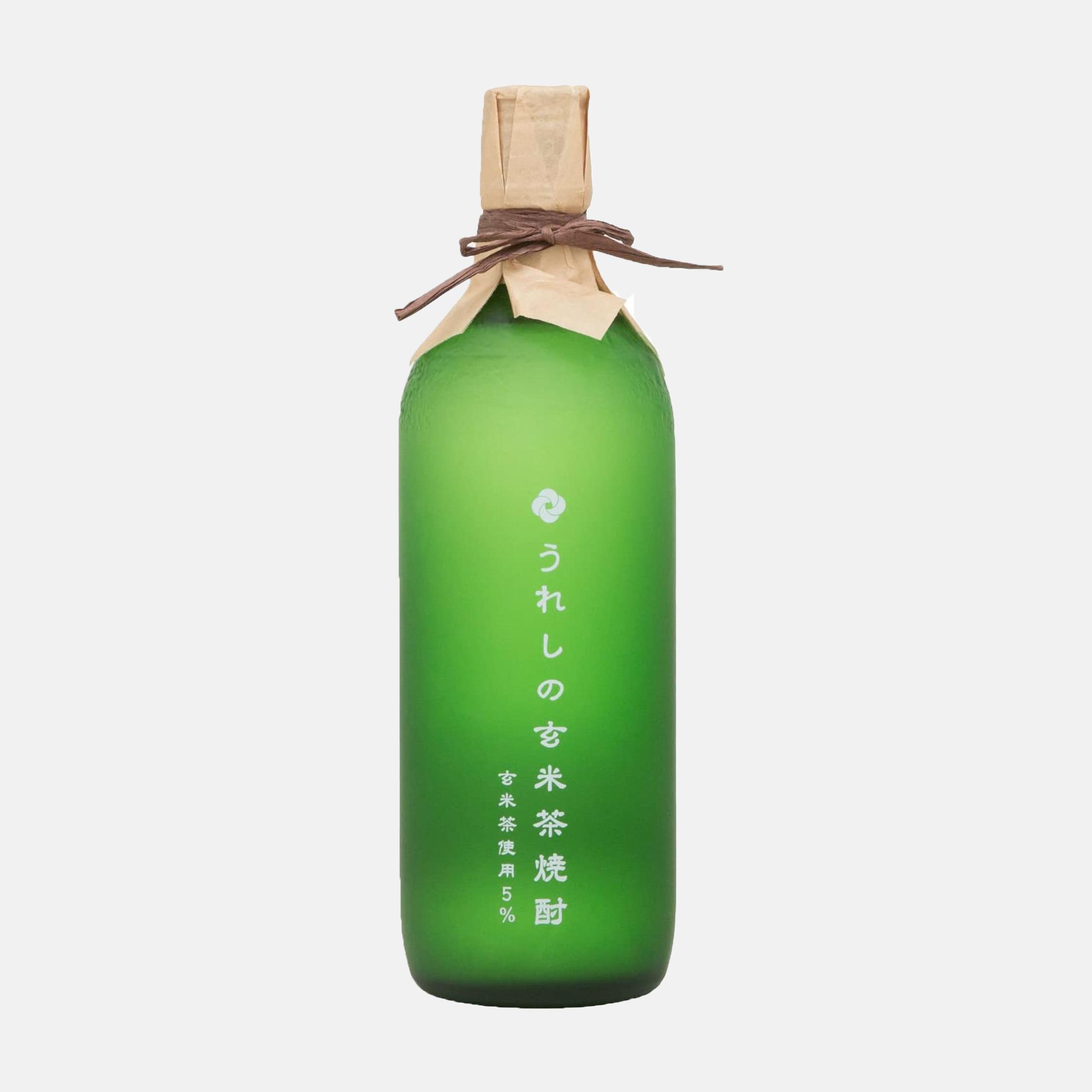 Ureshi No Genmaicha- Green Tea Shochu [720ml]