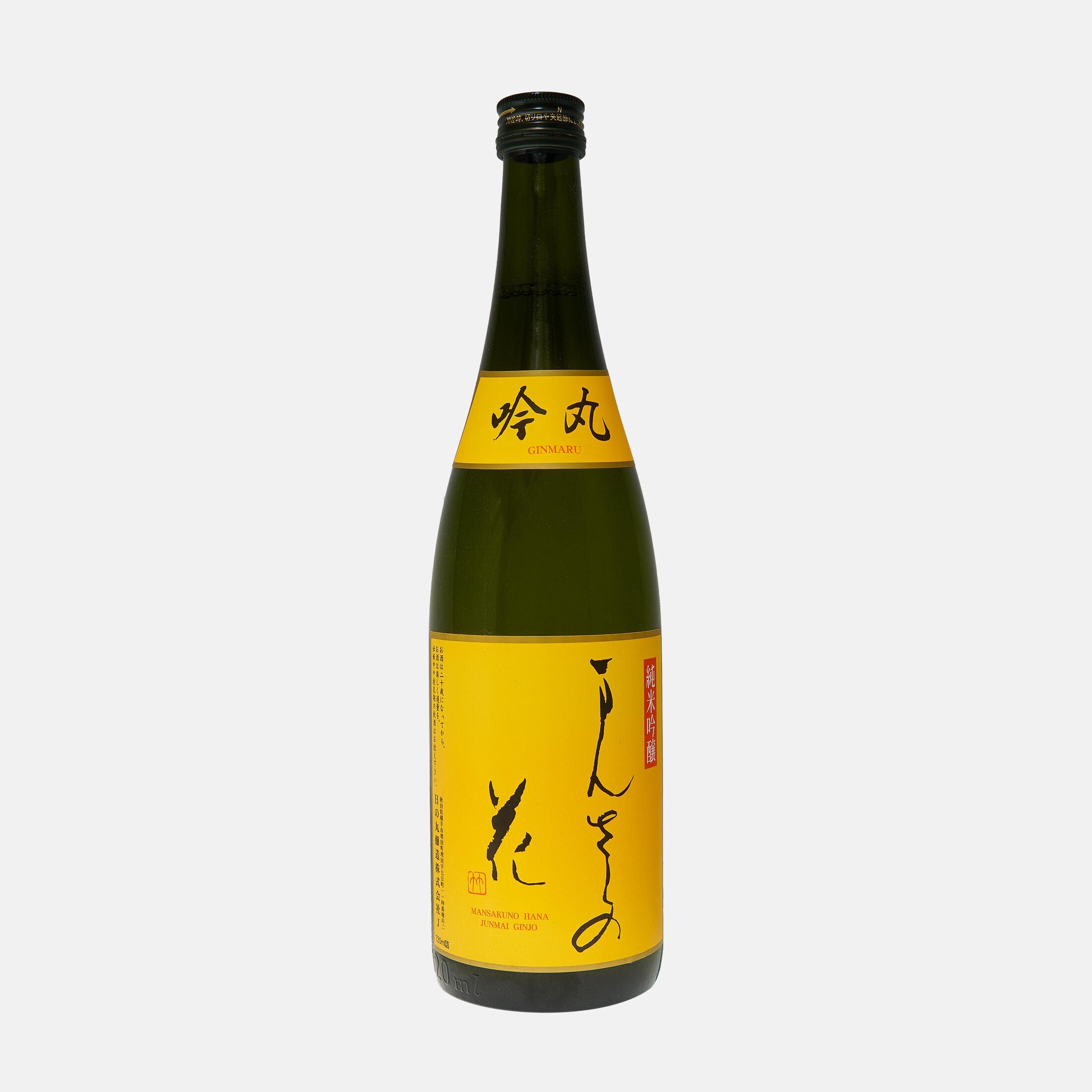 Hinomaru Mansaku No Hana Junmai Ginjo [720ml]