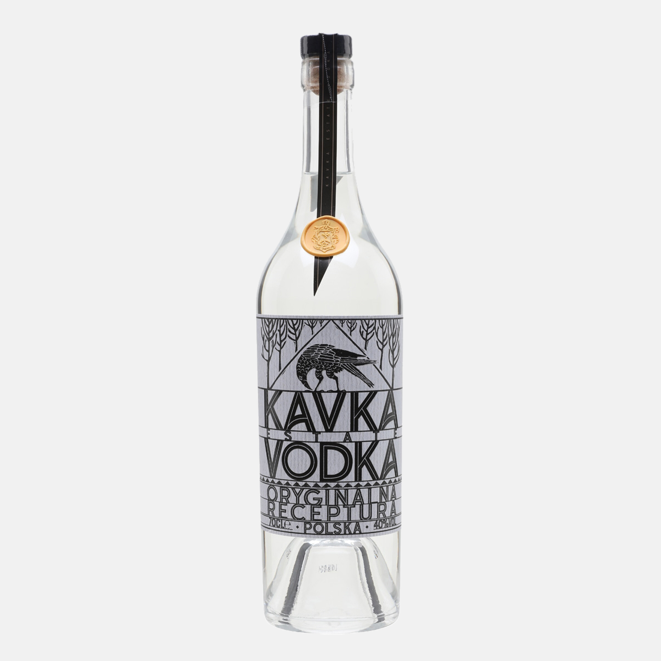 Kavka Vodka [700ml]