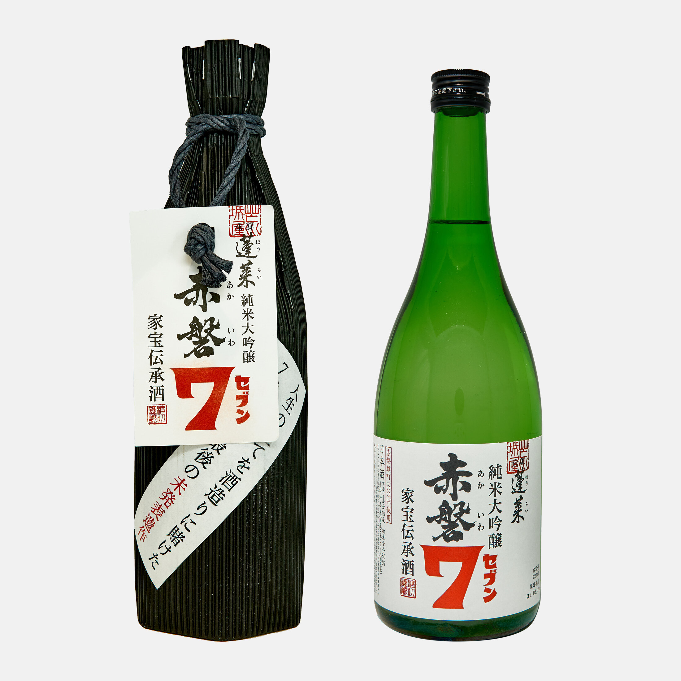 Lucky 7 Junmai Daiginjo [720ml]