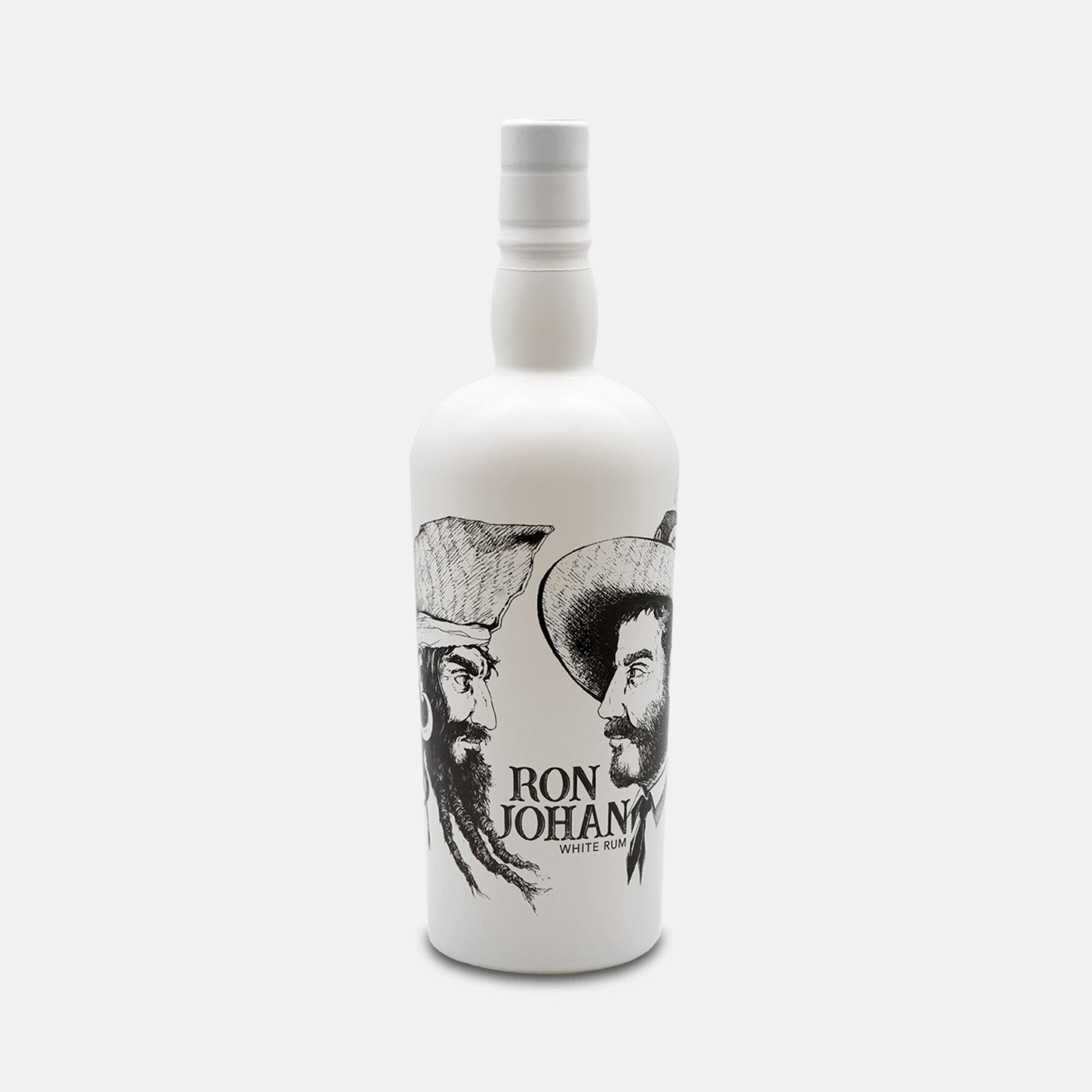 Ron Johan White Rum [700ml]