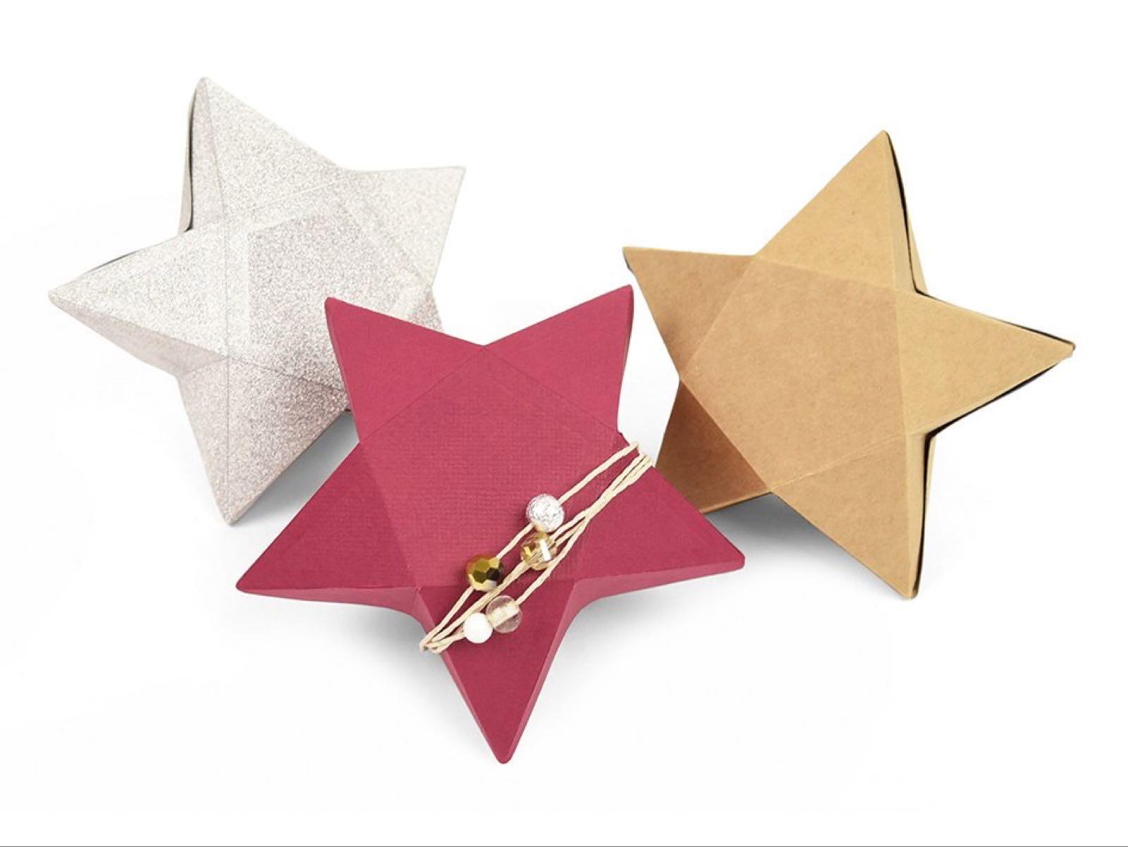 Sizzix Thinlits Plus die- Star Box