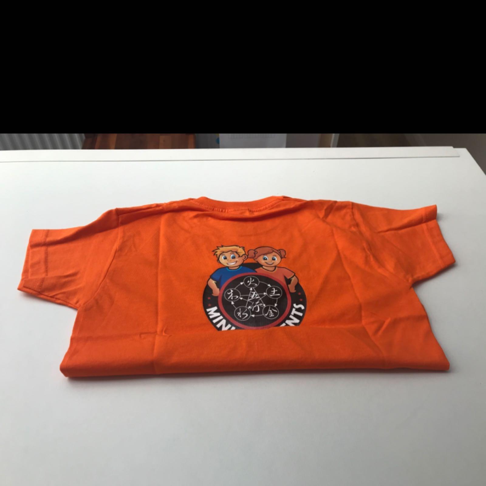 Mini El's Summer T-Shirt