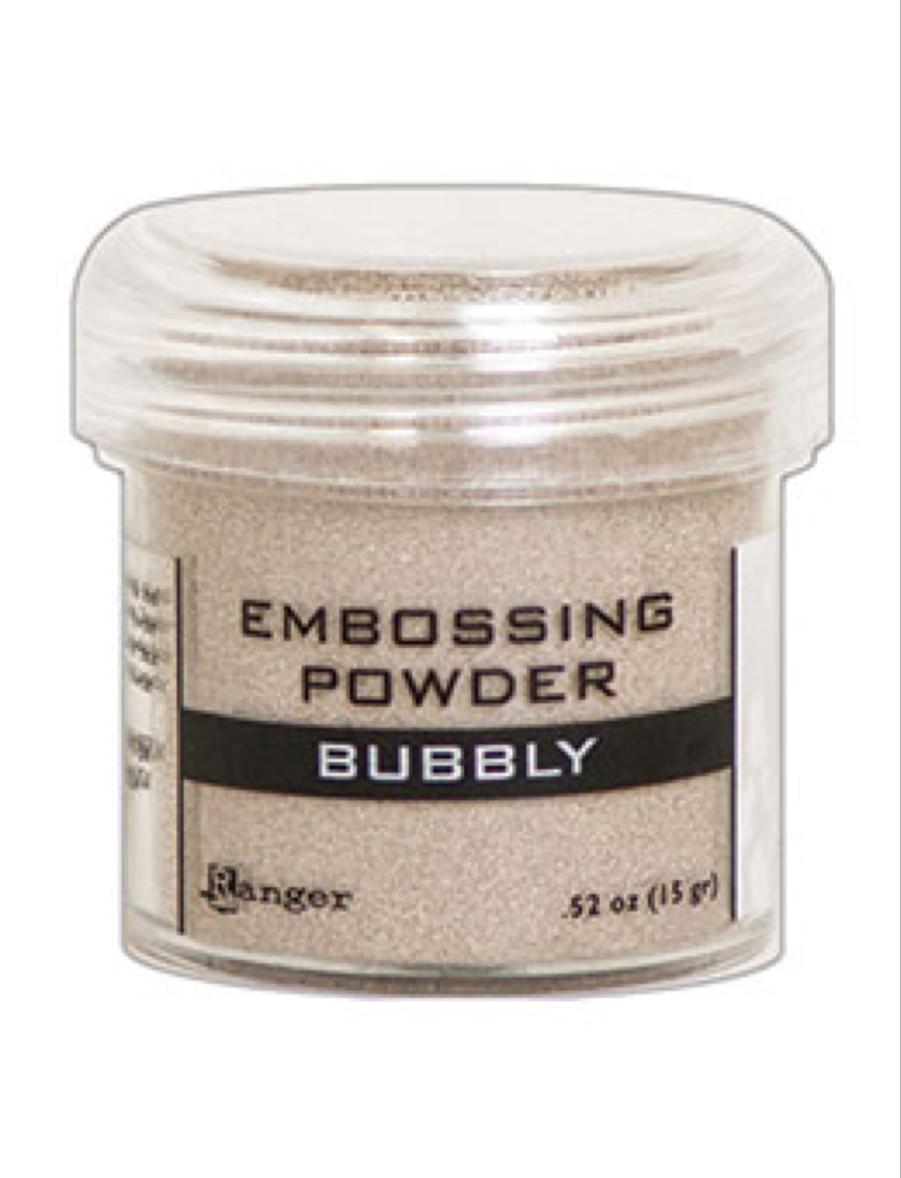 Ranger Embossing Powder - Bubbly