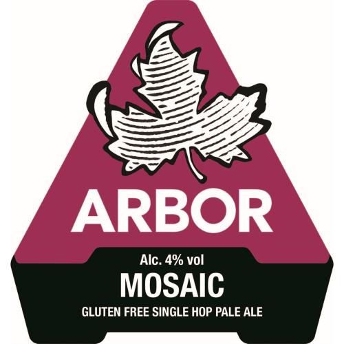 Arbor Mosaic cask