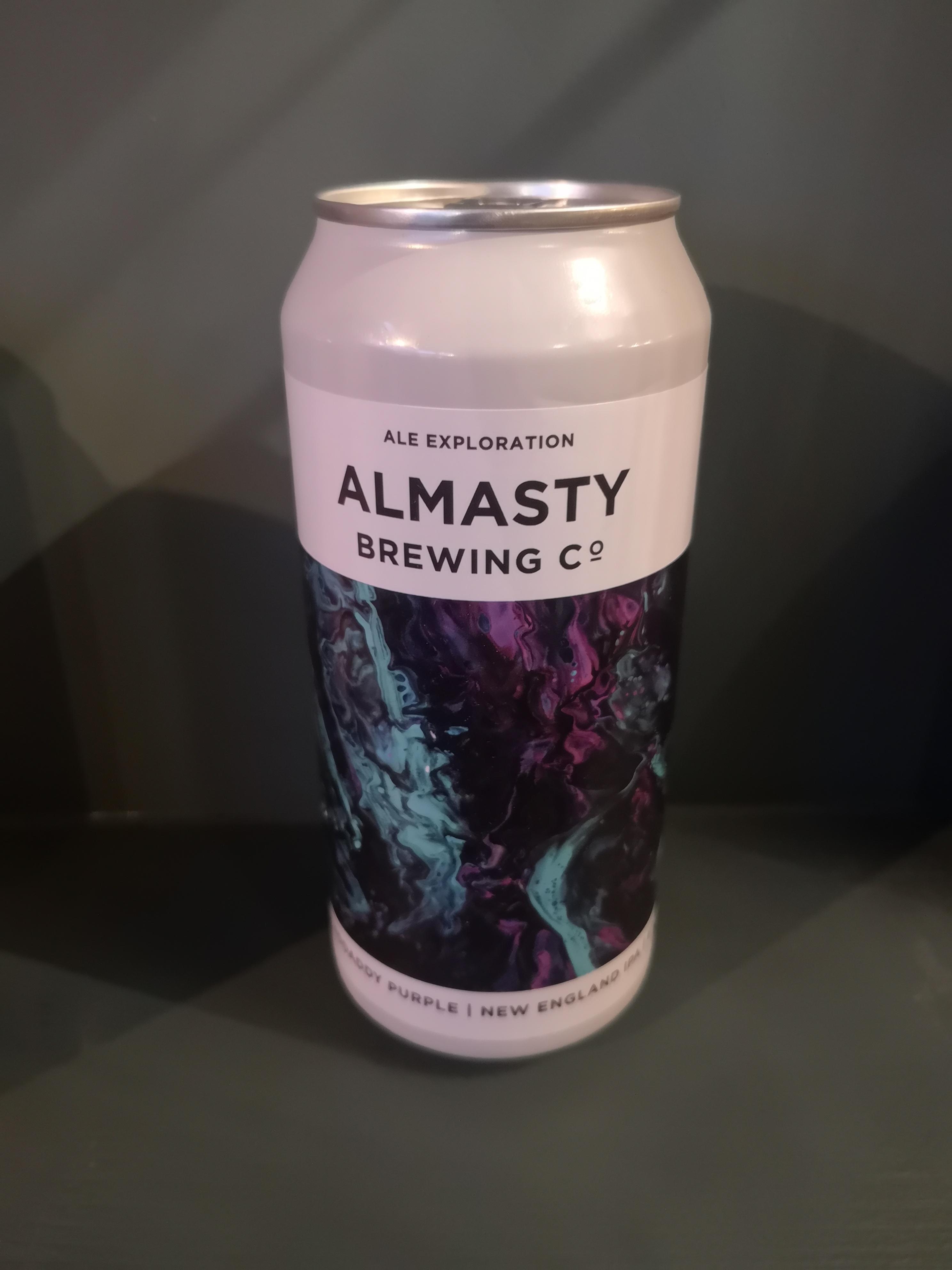 Almasty - Grandaddy Purple