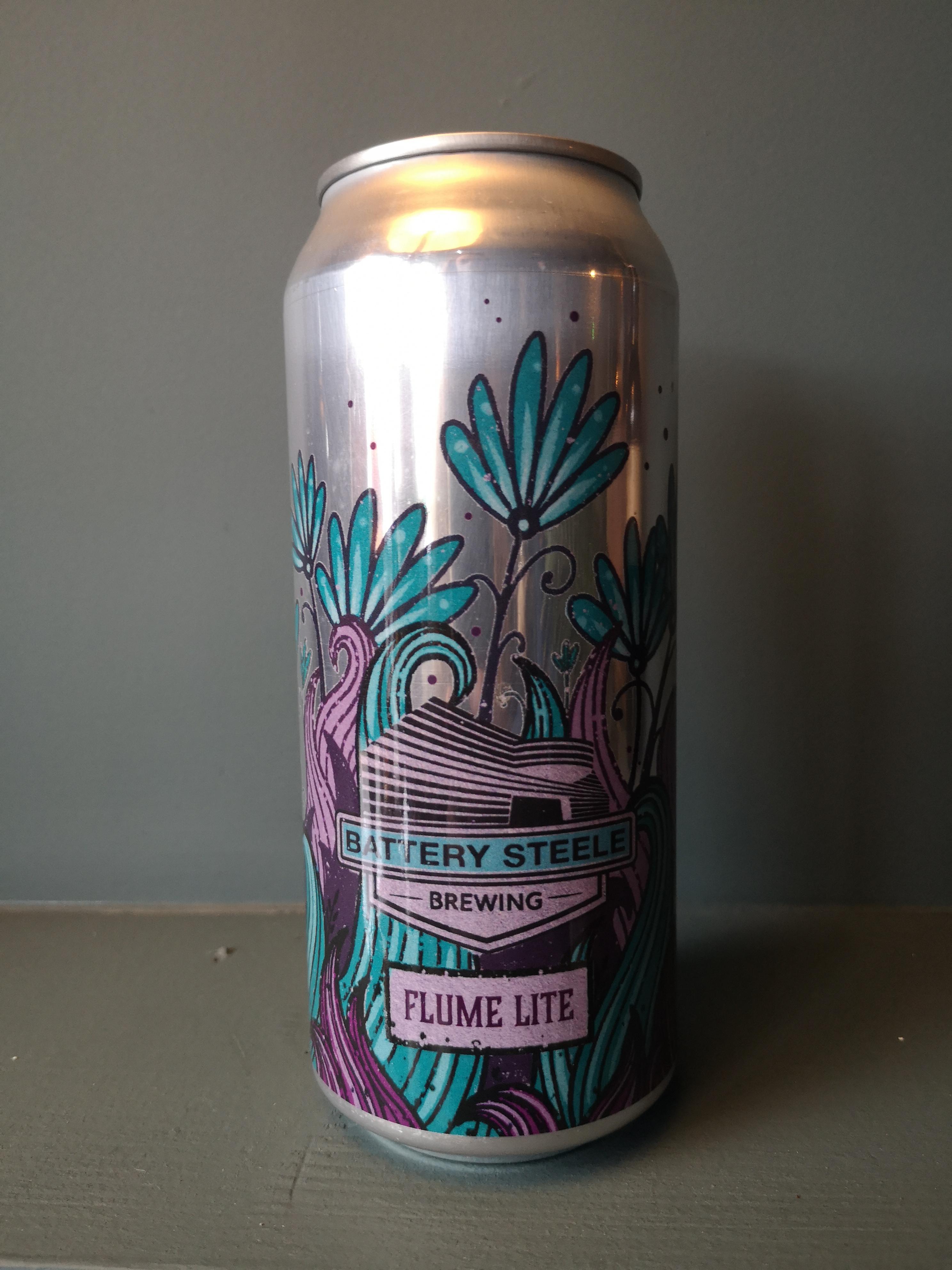 Battery Steele - Flume Lite