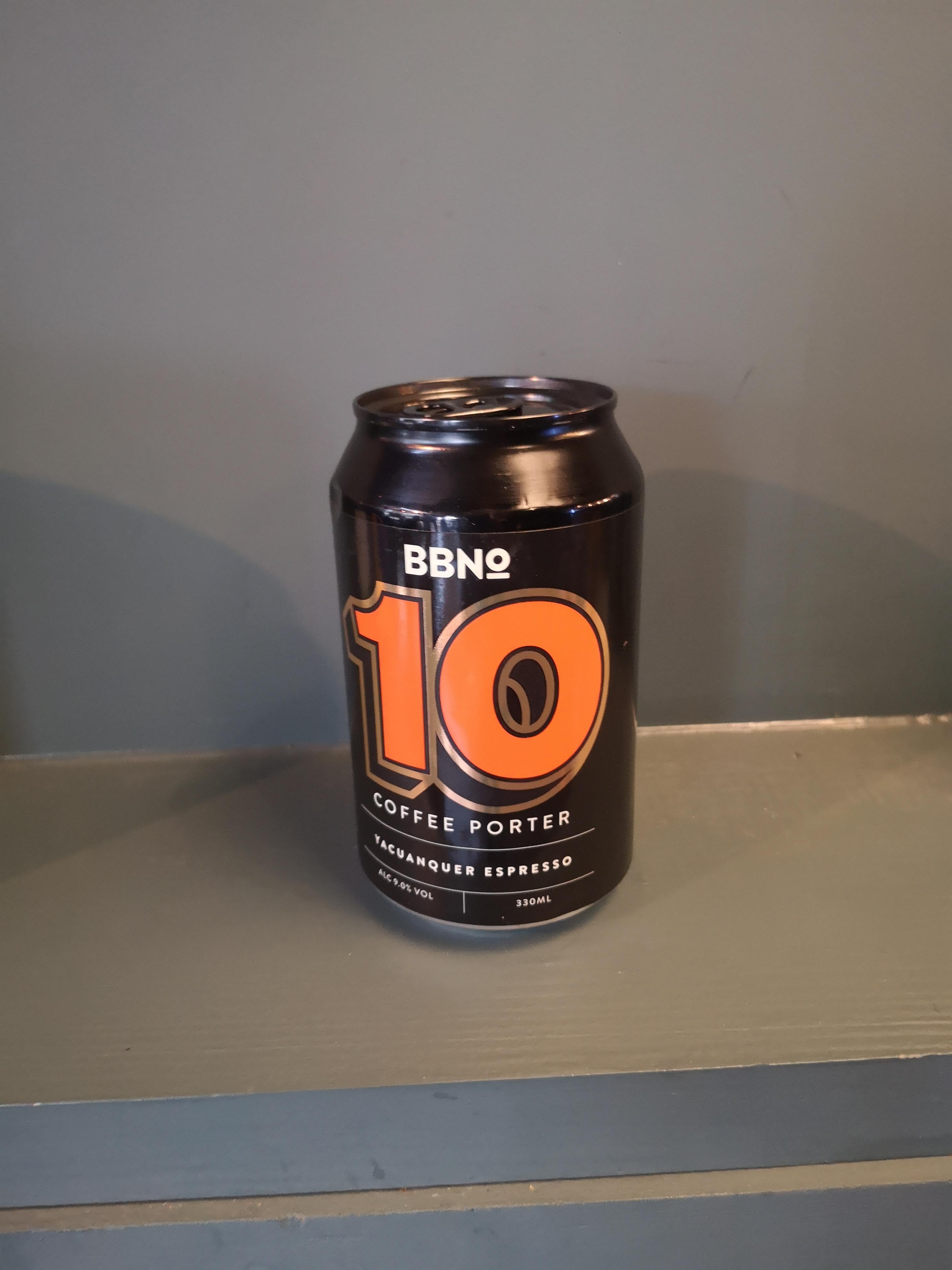 BBNo - 10 Coffee Porter