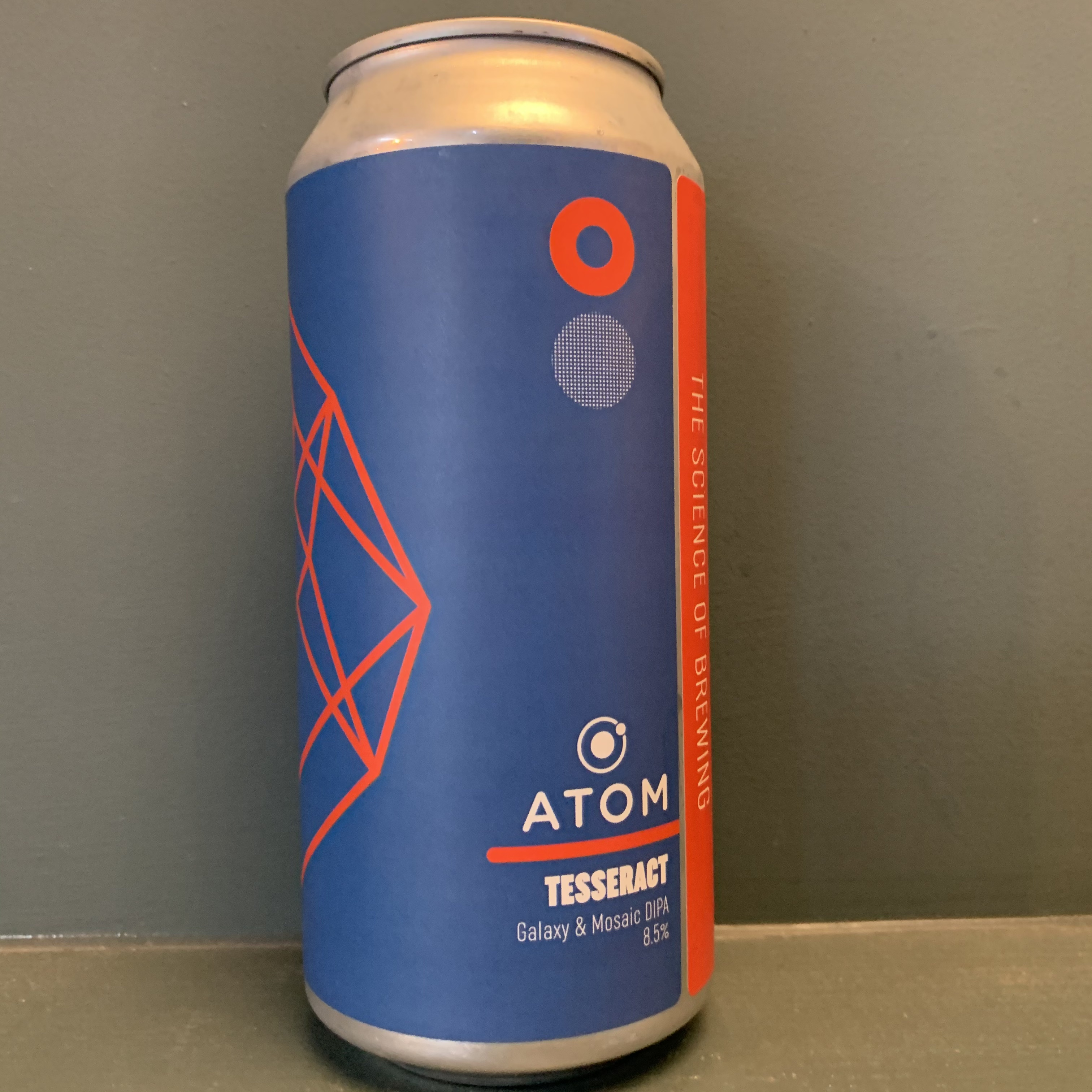 Atom - Tesseract