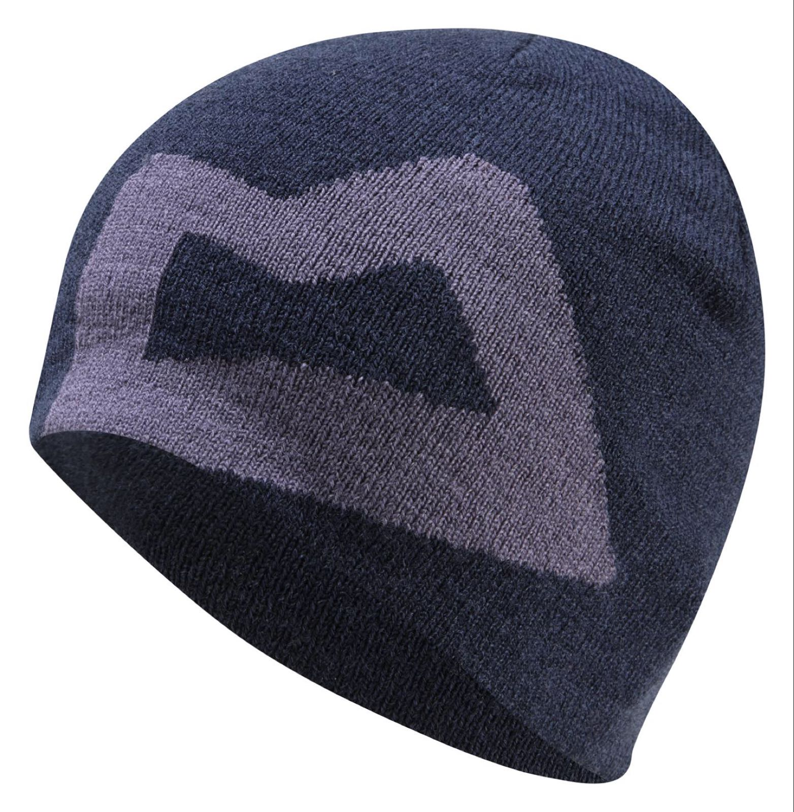 Branded knitted Wmns beanie