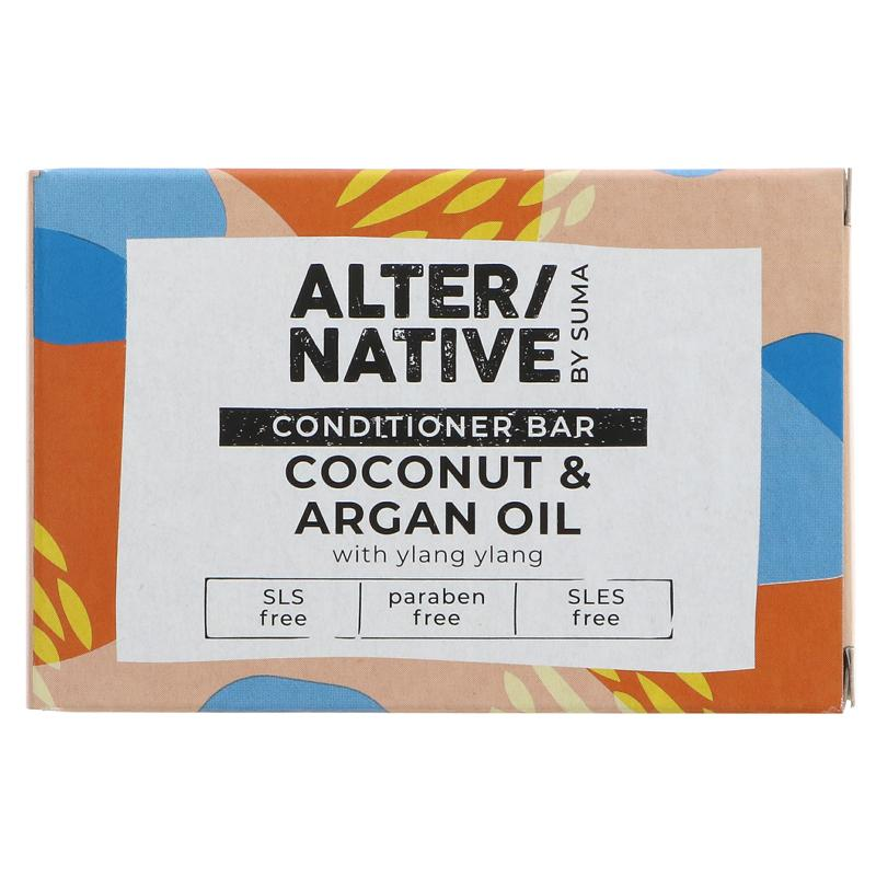 Alter/Native Coconut Conditioner Bar