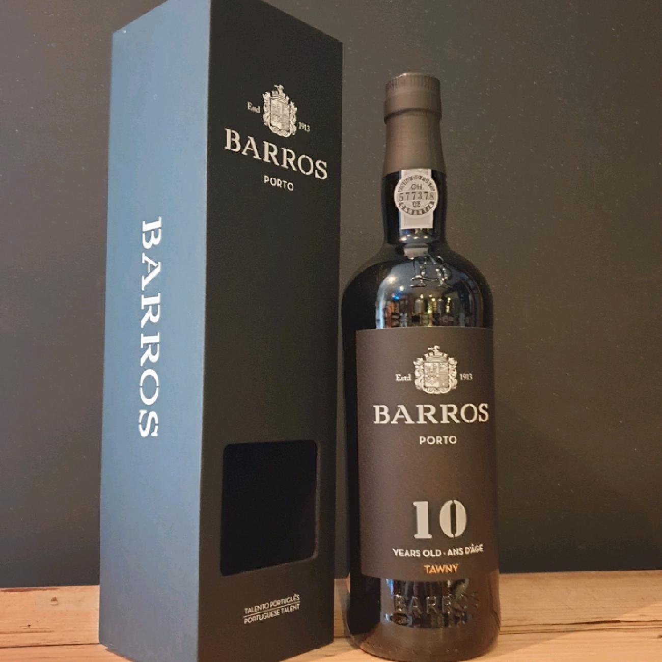 Barros 10 Yr Old Tawny Port