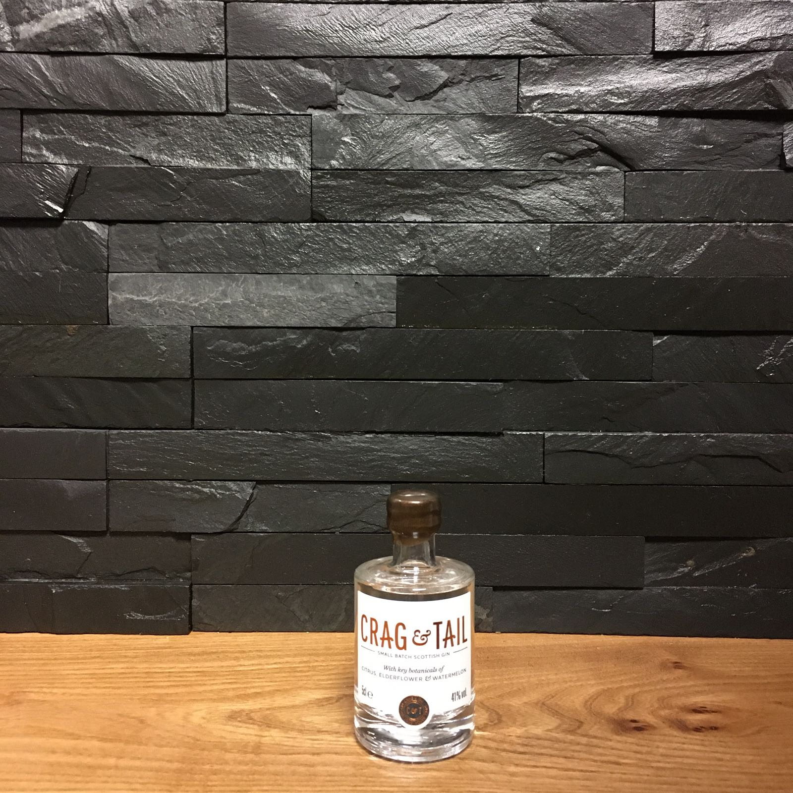 Crag & Tail Gin 5cl